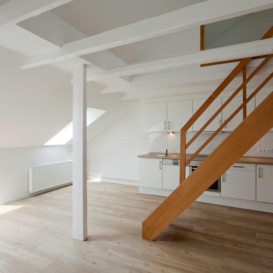 Ausbau Dachgeschoss
